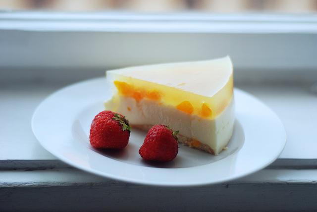 Mandarine cake by Hana Makovcova