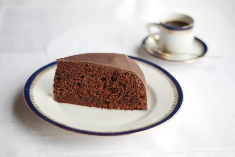 Sacher cake by Hana Makovcova