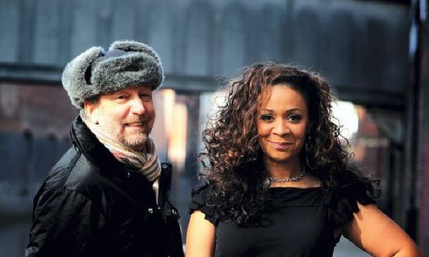 Peter Hook and Rowetta